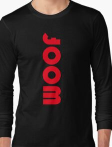 woof red Long Sleeve T-Shirt