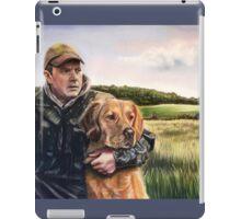 Roy and Blaze iPad Case/Skin
