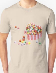 candy heart  T-Shirt