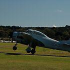 Trojan VH-CIA,Tyabb Airshow,Australia 2012 by muz2142