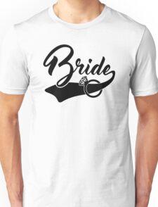 Bride ring Unisex T-Shirt