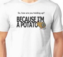 Potato GladOS Unisex T-Shirt