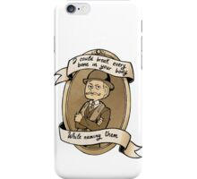 Army Doctor iPhone Case/Skin