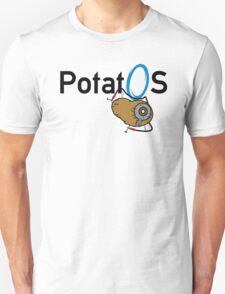 Potato GladOS Unisex T-Shirt
