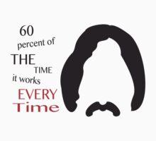Brian 60 percent Kids Tee