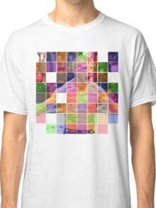 TJ Dillashaw Grid Classic T-Shirt