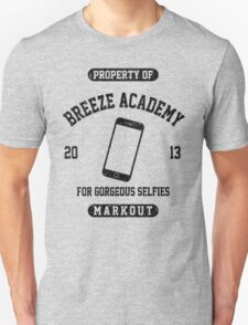 Breeze Academy for Gorgeous Selfies T-Shirt