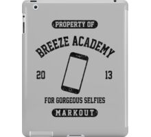 Breeze Academy for Gorgeous Selfies iPad Case/Skin