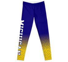 UM Tailgating Leggings  Leggings