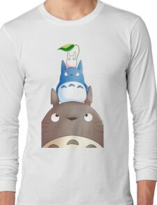 My Neighbor Totoro - 6 Long Sleeve T-Shirt