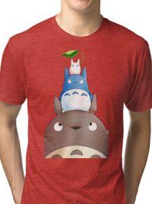 My Neighbor Totoro - 6 Tri-blend T-Shirt