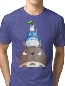My Neighbor Totoro - 6 Tri-blend T-Shirt