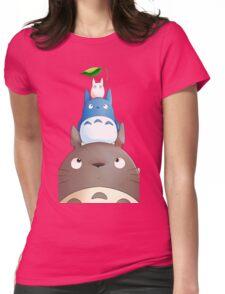 My Neighbor Totoro - 6 Womens Fitted T-Shirt