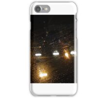 Lights in the Night iPhone Case/Skin