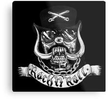Lemmy Rest in Peace Metal Print