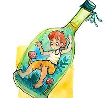 Bottle by Megan Ruiz