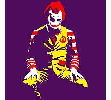 Funny Joker  Photographic Print
