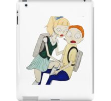 morty gets some iPad Case/Skin