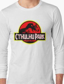 Cthulhu Park Long Sleeve T-Shirt