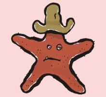 tough starfish Baby Tee