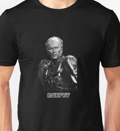 Robocop - Murphy (text) Unisex T-Shirt