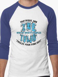Parks and Rec: Ice Town Shirt Men's Baseball ¾ T-Shirt