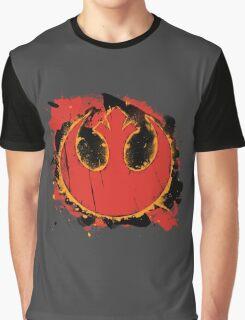 Rebel Splash Graphic T-Shirt