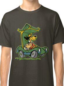 Hong Kong Phooeymobile Black Classic T-Shirt