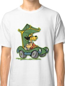 Hong Kong Phooeymobile Black Classic T-Shirt