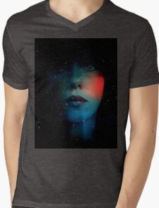 Under The Skin Mens V-Neck T-Shirt