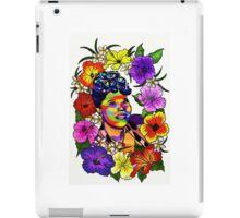 Ella Fitzgerald Jazz Legend iPad Case/Skin