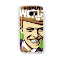The Man Who Sold The World Samsung Galaxy Case/Skin