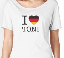 I ♥ TONI Women's Relaxed Fit T-Shirt