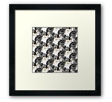 Zebedee Arni Gem Sully Framed Print