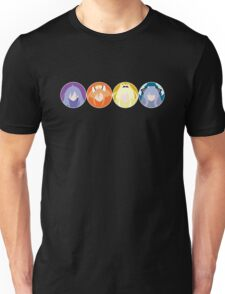 4 Goddesses Online 3 HDD - Victory Unisex T-Shirt