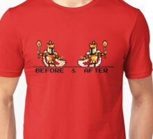 Before & After Unisex T-Shirt