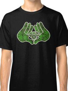 Weed Diamond Swag Classic T-Shirt