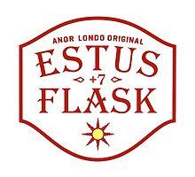 Dark Souls - Estus Flask by Delightype