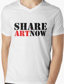 SHARE ART NOW - m a longbottom - platform58 Mens V-Neck T-Shirt