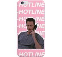 HOTLINE BLING - CHANDLER BING iPhone Case/Skin