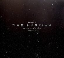The Martian and the Stars by Hlodwig