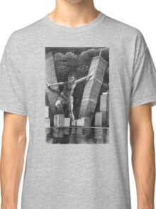 THE TWIN TOWERS Classic T-Shirt