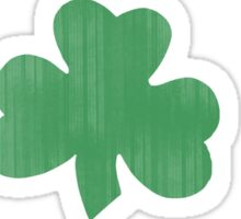 I (shamrock) Guinness Sticker