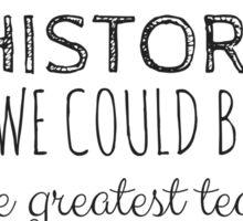 1D History  Sticker