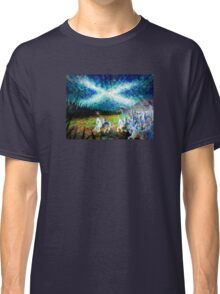 story of the saltire  Classic T-Shirt