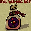 the evil wishing bottle  by StuartBoyd