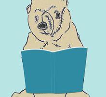 Reading by Legrandebear