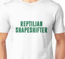 REPTILIAN SHAPESHIFTER Unisex T-Shirt