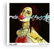 Misses Glass Canvas Print