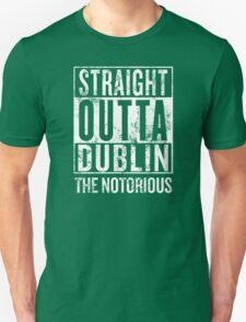 Straight Outta Dublin T-Shirt